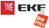 Компания EKF с 21 августа 2015г. изменяет базовые цены на свою продукцию